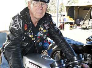 All things motorcycle rev up the Jondaryan Woolshed