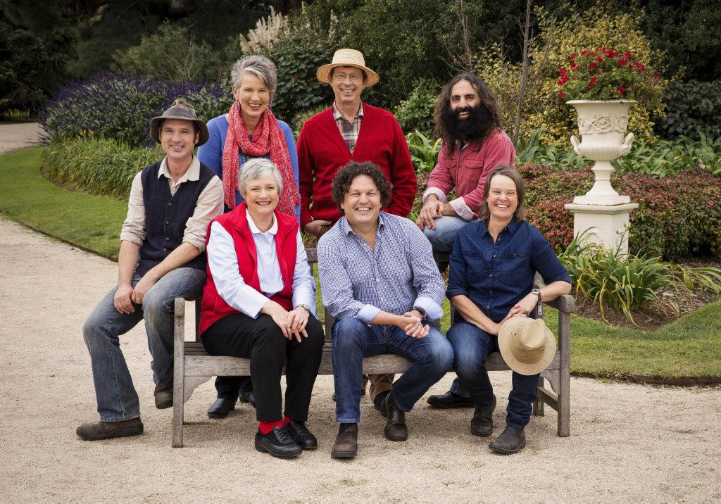 The Gardening Australia team.