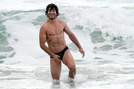 Johnathan Thurston AKA the unofficial Mayor of North Queensland.