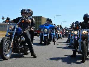A quarter of region's fatalities are motorbike riders