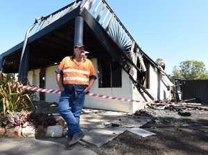 Howard House Fire Owner Craig Maddigan