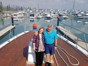 Keppel Bay residents reminisce aboard all vessel