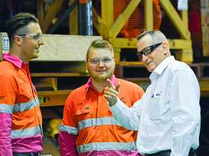 'Engineering out the hazards' key to NRG traineeship