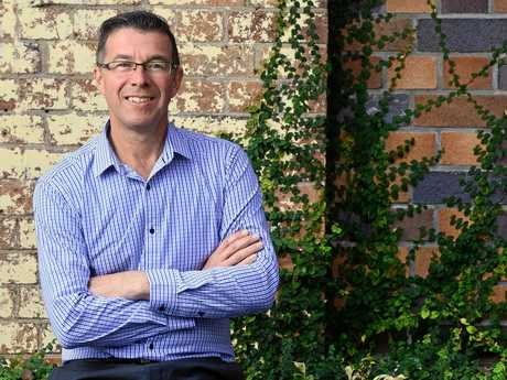 Ipswich's newly elected mayor Andrew Antoniolli is open to good ideas.