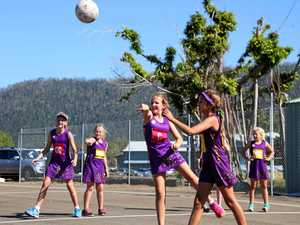Netballers bounce back after TC Debbie
