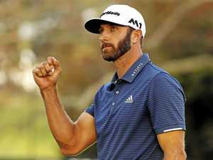 Dustin Johnson happy with form after playoff success