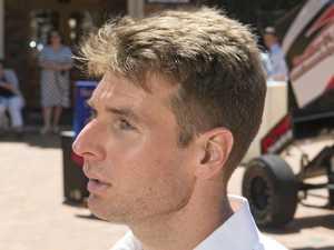 Power safe but IndyCar title chances hurt in crash