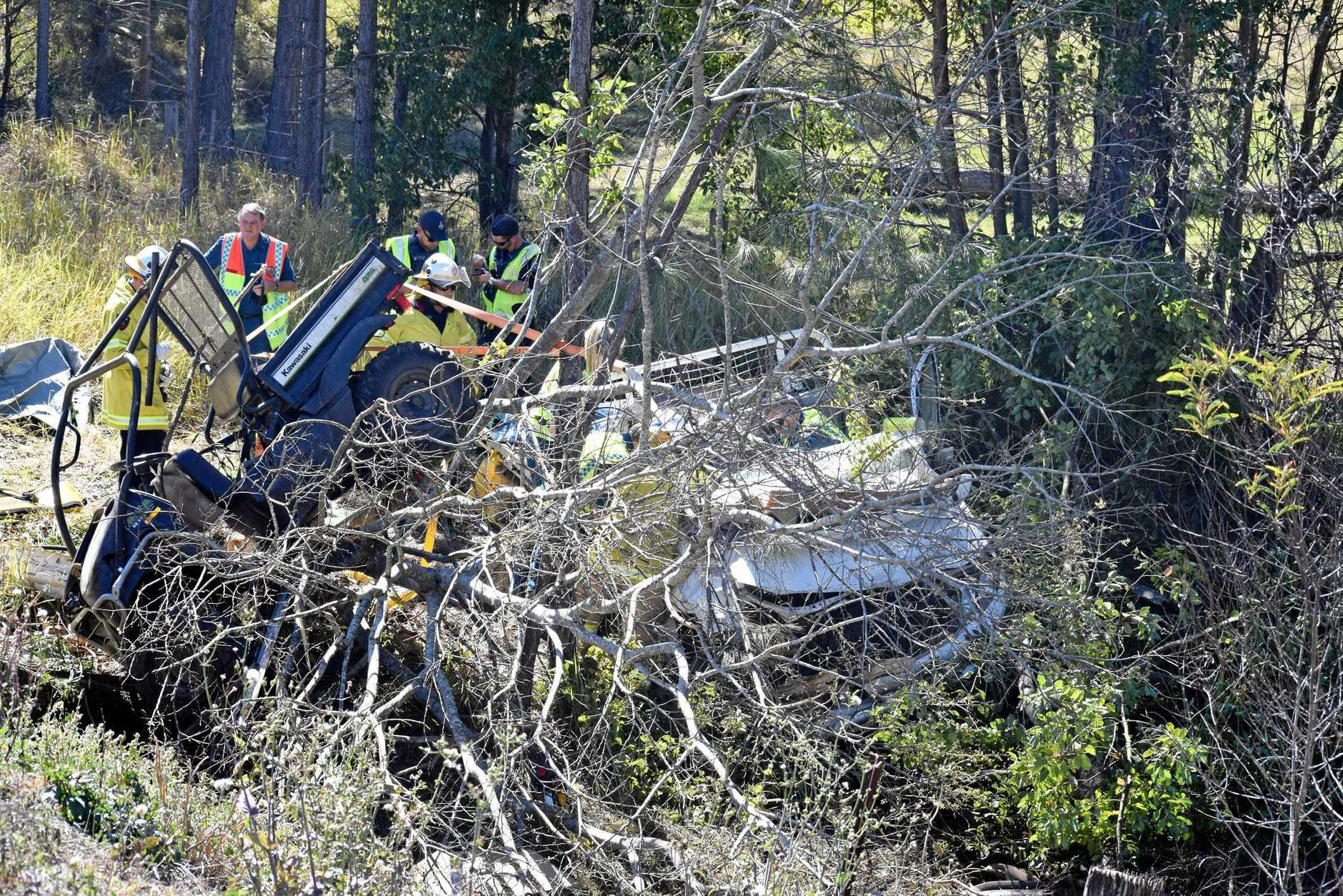 Crash at Chatsworth