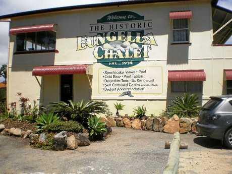Eungella Chalet.