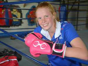 Rose City girl ready to launch boxing career