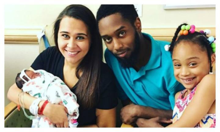 One very happy family!
