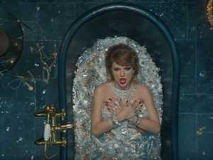 WATCH: Taylor Swift's new music video released