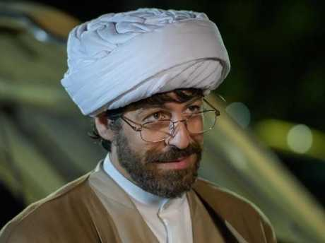Don Hany plays a Muslim cleric in Muslim rom-com, Ali's Wedding.