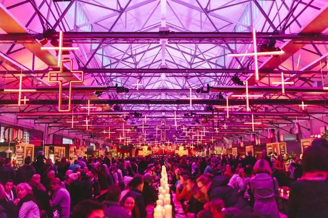 Executive Director of Dark Mofo arts and music festival Kate Gould will speak in Toowoomba on Wednesday on how the city can attract festival goers.