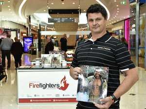 Firefighter calendar 2018