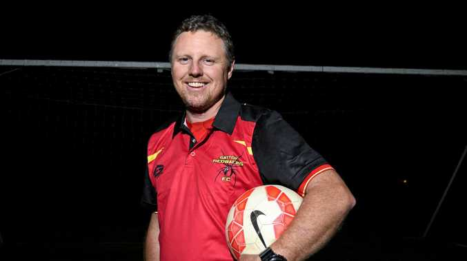 SIGNING OFF: Popular Redbacks Premier Men coach Jon Edwards has left the position after two years.