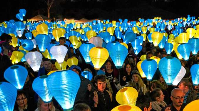 LIGHT THE WAY: The Leukaemia Foundation's Light the Night event will be held at the Laidley Recreation Reserve on October 6.