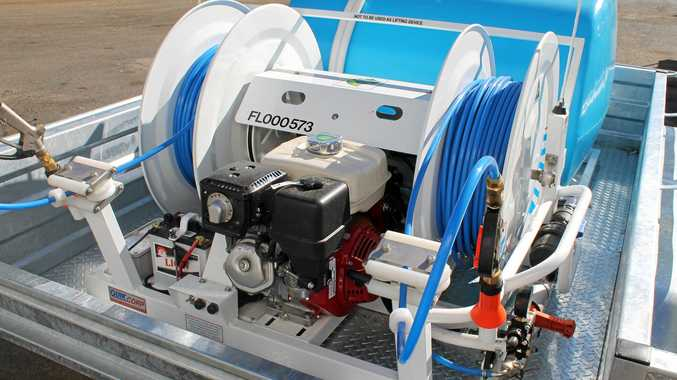 HELPING HAND: Lockyer Valley Regional Council is offering a subsidised herbicide program alongside its community spray equipment initiative.