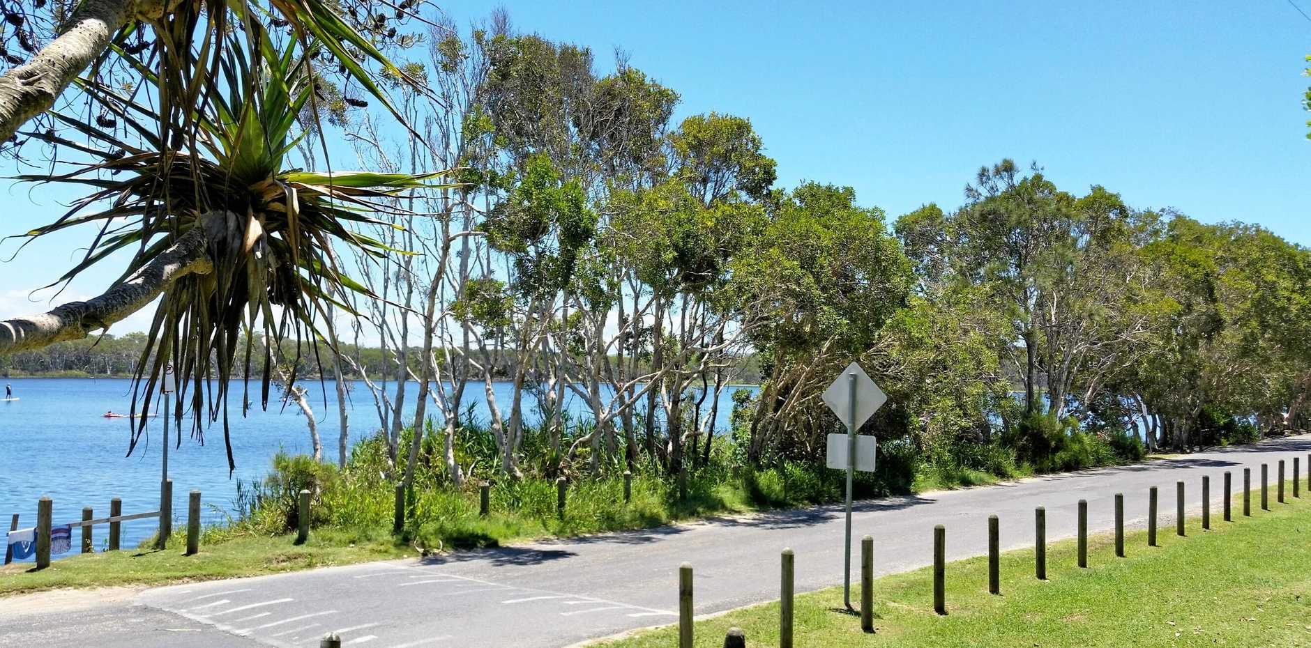Ballina Shire Council has voted to close the eastern road at Lake Ainsworth, Lennox Head.
