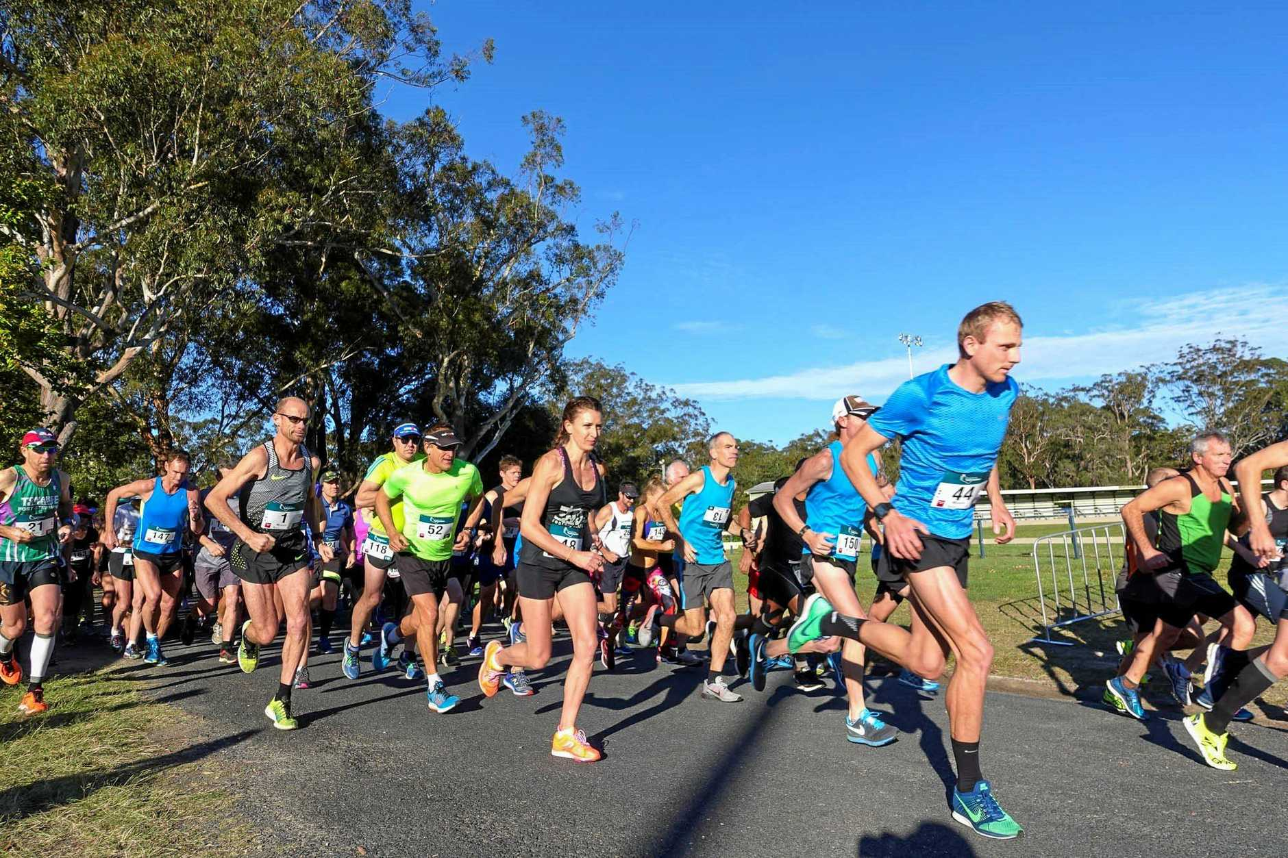 Online entries for this Sunday's Bendigo Bank Coffs Harbour Running Festival close on Friday.