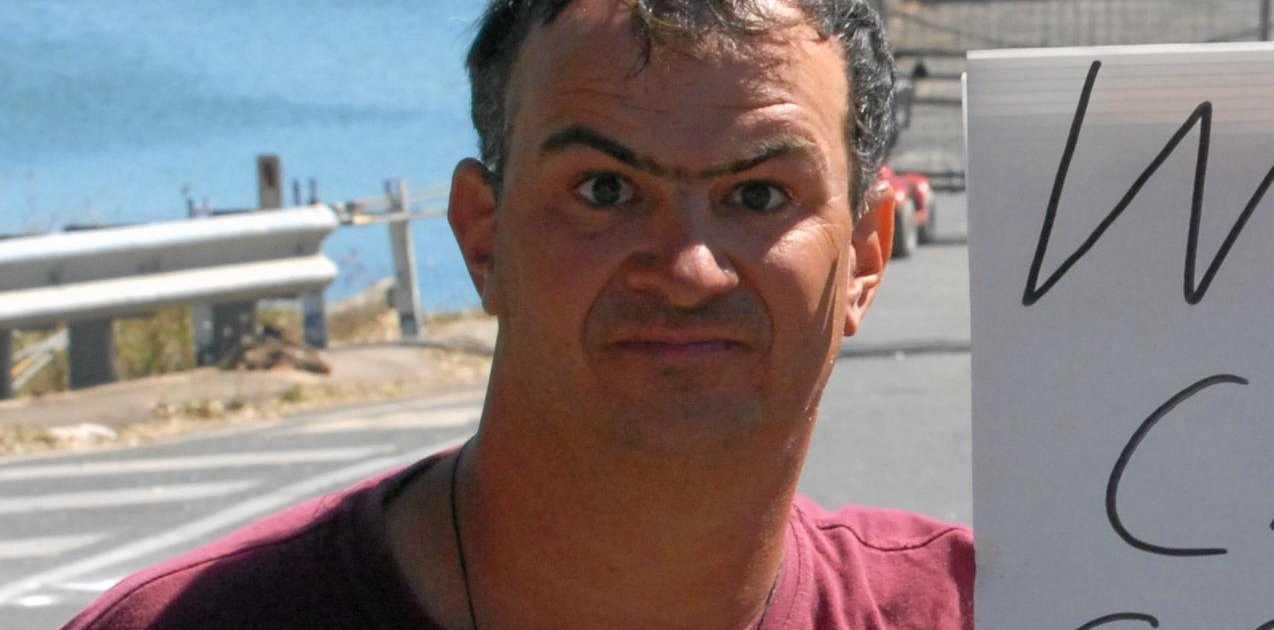 Marcel Schauer, 44, from Glenella.