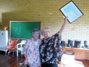 Hard-working Ilona takes home award