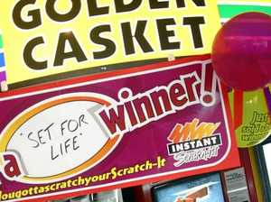 Mackay man revealed as Set for Life lotto winner