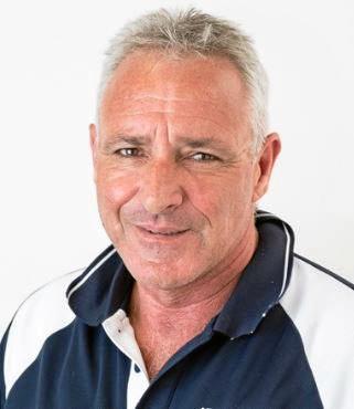 Hutchies Rockhampton team leader Kevin Whitaker