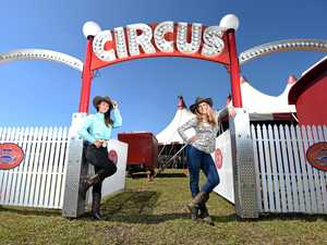 Weber Circus conjures the wild west in new show