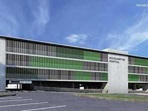 Where to park as Rocky Hospital car park work starts