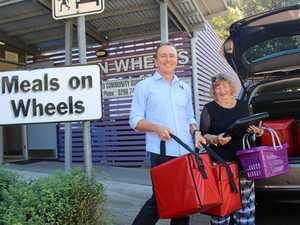 Meals on Wheels keeps delivering