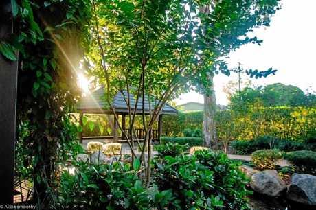 Botanical gardens urangun