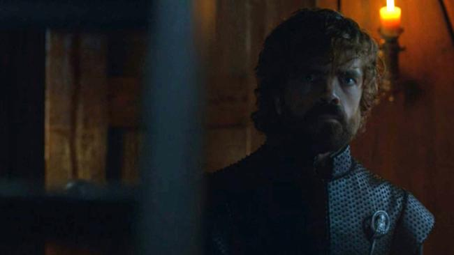 A shocking Game of Thrones theory explains why Tyrion looked so suspicious at the end of the last episode.