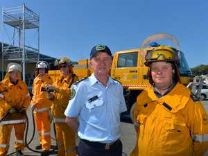 QFES flooded with sign-ons for volunteers