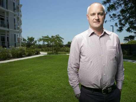 Aura CEO Tim Russell.