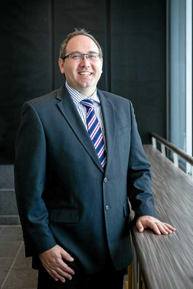 CoR READY: NHVR CEO Sal Petroccitto.