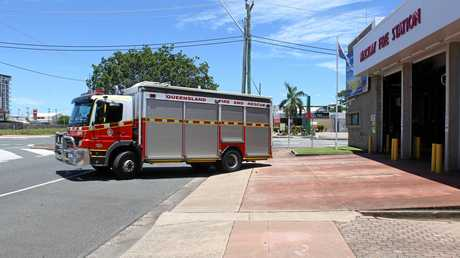 Mackay Fire Station generic.