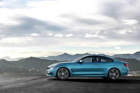 The 2017 BMW 440i.