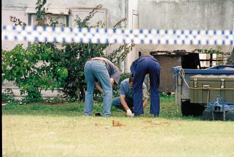 Bikie shoot out in Mackay 1997