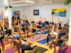 Gladstone yogis to join national initiative