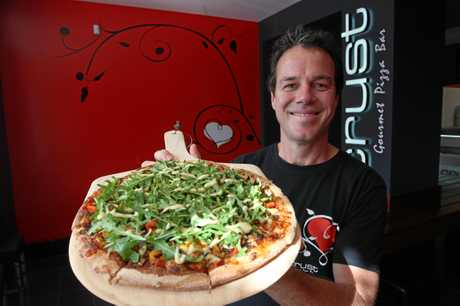 Crust Gourmet Pizza Bar could soon be opening in Coffs Harbour, with the chain confirming it is after a franchisee.