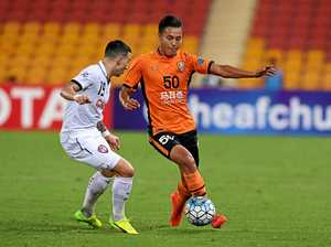 Roar rising star sent packing from Kiwi camp