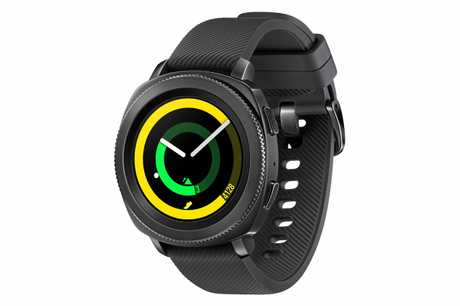 The Gear Sport is a new versatile smartwatch to support an active and balanced lifestyle