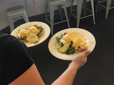 Why not grab some eggs benedict at Urth Cafe Bar this Sunday.