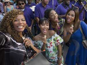 MOVIE REVIEW: Girls Trip is bonkers, outrageous fun
