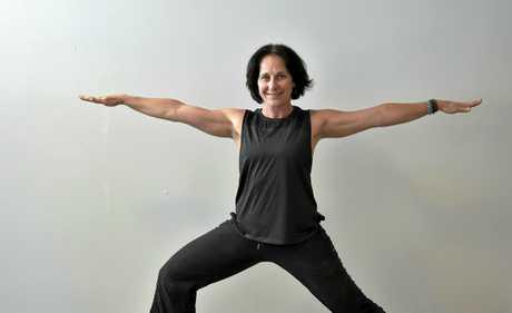 Terri Thornton has started a new studio called Arise Yoga in Toowoomba.
