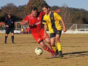 Ballandean secures United match-up