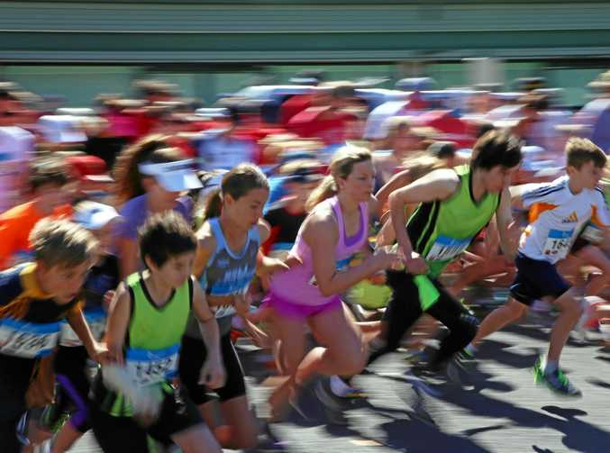 BIG EVENT: Tomorrow's Bendigo Bank Coffs Harbour Running Festival has attracted more than 1500 entries.