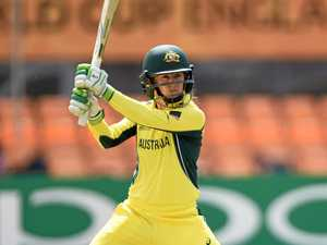 Ashes profile - Rachael Haynes