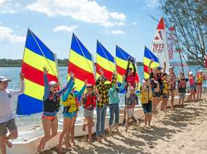 Maroochy junior sailing program hopes to raise numbers